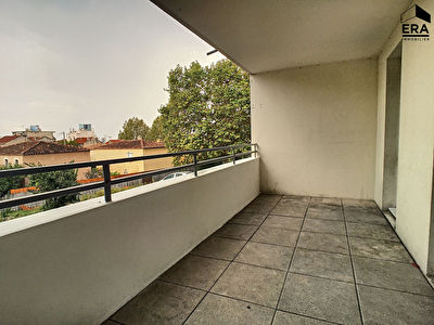 A VENDRE MARSEILLE 13014 SAINT GABRIEL T3 TERRASSE DOUBLE PARKING